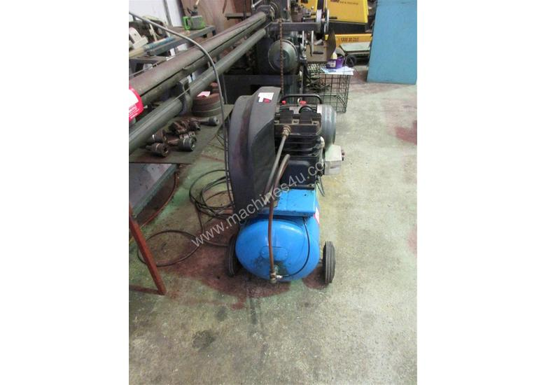 Air Compressor Portable 3 phase 4Hp Falcon SIP
