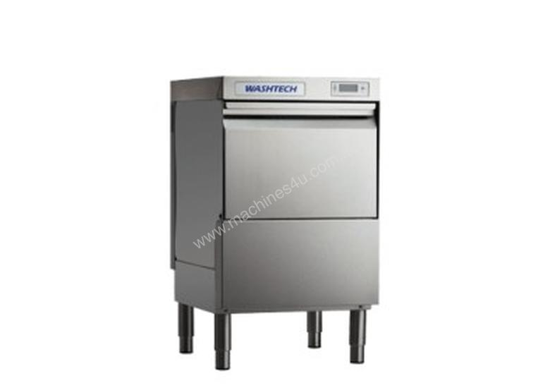 Washtech GM - Professional Undercounter Glasswasher and Light Duty Dishwasher - 450mm Rack