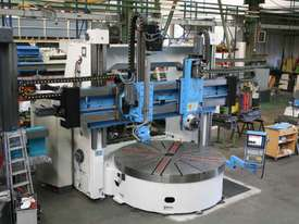 SEDIN 1525 Vertical Lathe - picture0' - Click to enlarge