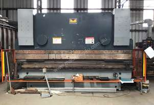 JUST IN - METALMASTER 4000mm x 200Ton Pressbrake