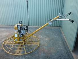 petrol trowelling machine - picture1' - Click to enlarge