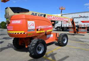 2009 JLG 660SJ Telescopic Boom