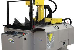 Semi Automatic Bandsaw 560x460mm Capacity
