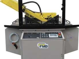 Semi Auto Swivel Head Bandsaw 560x460mm (HxW) - picture2' - Click to enlarge