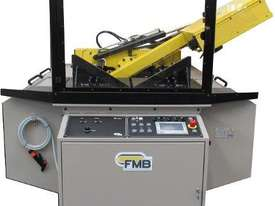 Semi Auto Swivel Head Bandsaw 560x460mm (HxW) - picture3' - Click to enlarge