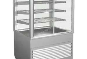 Cossiga SD4RF12 Dimension Square Profile Refrigerated Food Display