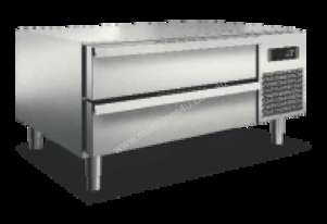 Baron BR912-BT 1/1GN Two Drawer Freezer Base