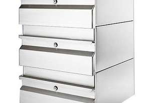 Simply Stainless SS19.0300 Triple Drawer