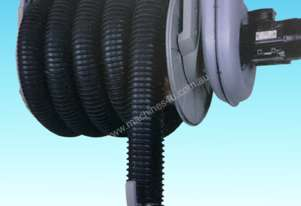 Vehicle Exhaust Hose Reel High Temp Flexible ducting