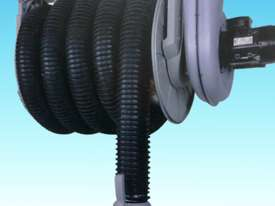 Vehicle Exhaust Hose Reel High Temp Flexible ducting  - picture0' - Click to enlarge
