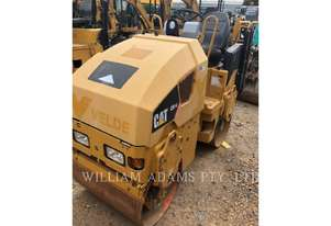 CATERPILLAR CB14 Vibratory Double Drum Asphalt