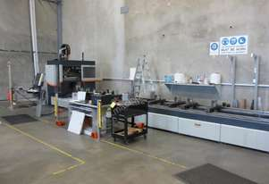 2010 Elumatec SBZ140 Profile Machining Centre - In Auction