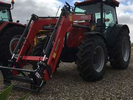McCormick Tmax 100 Tractor with Loader - picture0' - Click to enlarge