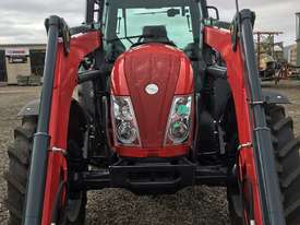 McCormick Tmax 100 Tractor with Loader - picture2' - Click to enlarge