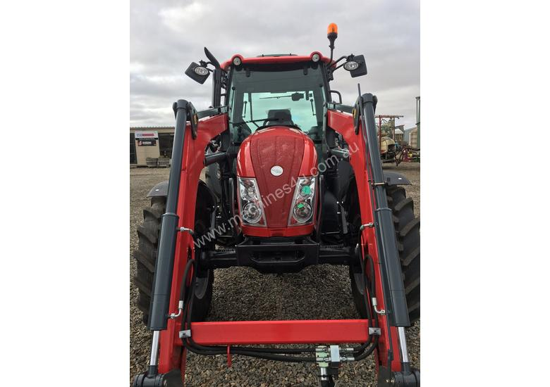 McCormick Tmax 100 Tractor with Loader