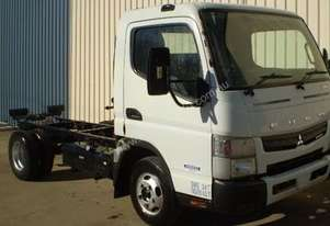 2012 Fuso Canter 515 Cab Chassis
