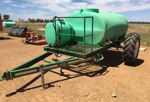 Custom Tank Trailer Tank Irrigation/Water