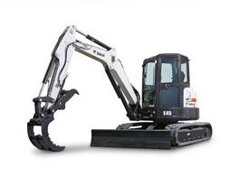 Bobcat E45 Excavator - picture0' - Click to enlarge