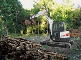 E45 Excavator - picture1' - Click to enlarge