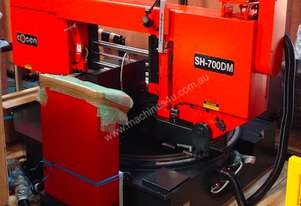 Cosen SH-700DM Mitre Bandsaw for Structural Steel