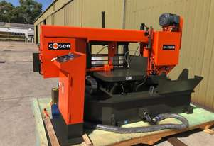 COSEN SH-700DM Mitre Bandsaw (Ideal for Structural Steel)