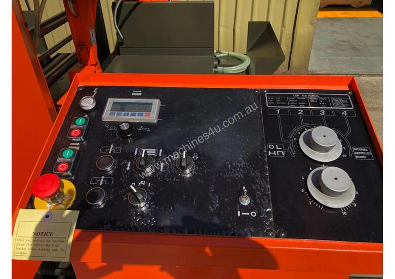 COSEN SH-700DM MITRE BAND SAW FOR STRUCTURAL STEEL