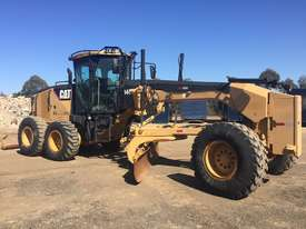 2010 CATERPILLAR 140M MOTOR GRADER - picture0' - Click to enlarge