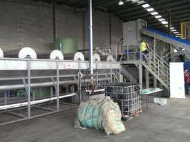 Washing/Recycling Plants for Rigid Plastics - picture3' - Click to enlarge