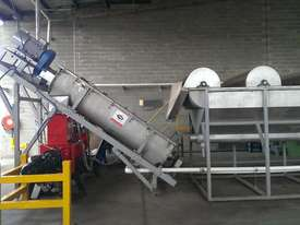 Washing/Recycling Plants for Rigid Plastics - picture0' - Click to enlarge