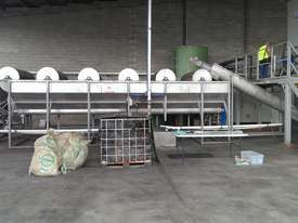 Washing/Recycling Plants for Rigid Plastics - picture4' - Click to enlarge