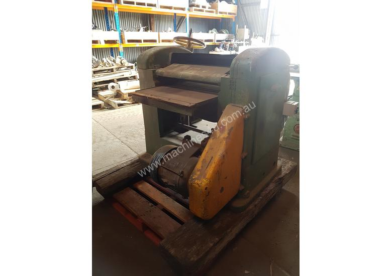 600mm Thicknesser