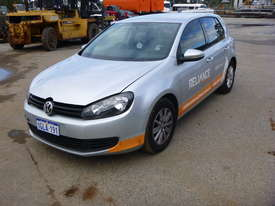 2012 Volkswagen 5KI Golf Hatchback - In Auction - picture0' - Click to enlarge