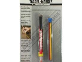 P6-TMP Trades Marker - All Purpose 5 Bright Colours - picture0' - Click to enlarge