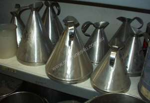 Fallsdell Machinery Stainless Steel Jugs