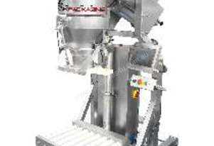 Bag or Carton Weigh Filler (dual screw, all s/s)