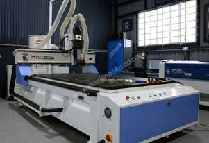 XinTech CNC Router and MultiCam Dust Extractor, 2440 x 1220 Bedsize