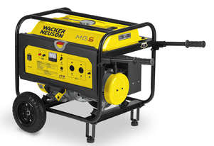 Wacker Neuson MG5 portable generator