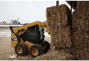 CATERPILLAR 242D SKID STEER LOADER, 0% Finance + 5 year warranty until Dec 31, 2020