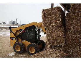 CATERPILLAR 242D SKID STEER LOADER - picture0' - Click to enlarge