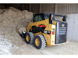 CATERPILLAR 242D SKID STEER LOADER - picture3' - Click to enlarge