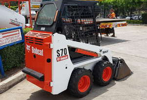 Bobcat S70 Mini Skid steer loader machssl
