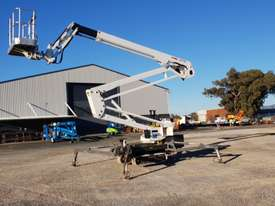 PB2210 - 22m Crawler Mounted Spider Lift - picture1' - Click to enlarge