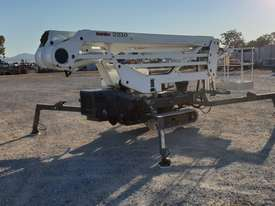 PB2210 - 22m Crawler Mounted Spider Lift - picture3' - Click to enlarge