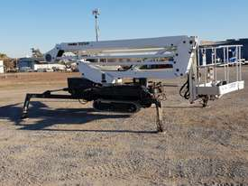 PB2210 - 22m Crawler Mounted Spider Lift - picture5' - Click to enlarge