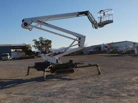 PB2210 - 22m Crawler Mounted Spider Lift - picture6' - Click to enlarge