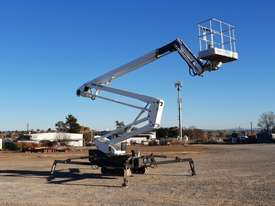 PB2210 - 22m Crawler Mounted Spider Lift - picture7' - Click to enlarge