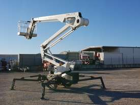 PB2210 - 22m Crawler Mounted Spider Lift - picture8' - Click to enlarge
