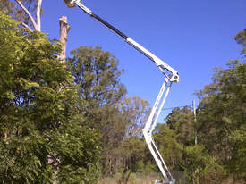 PB2210 - 22m Crawler Mounted Spider Lift - picture9' - Click to enlarge