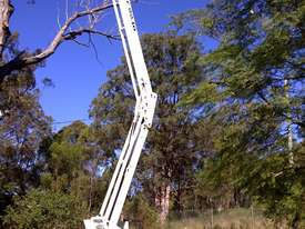 PB2210 - 22m Crawler Mounted Spider Lift - picture10' - Click to enlarge