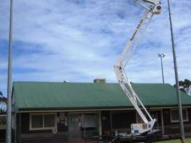 PB2210 - 22m Crawler Mounted Spider Lift - picture13' - Click to enlarge